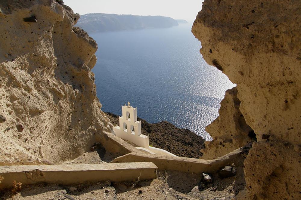 Alternative Santorini